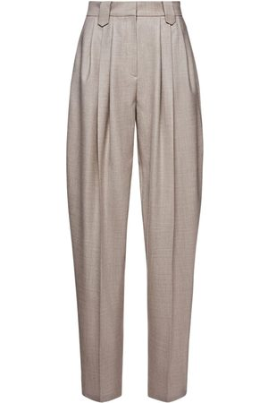 MAGDA BUTRYM Cashmere Tailoring Straight Pants