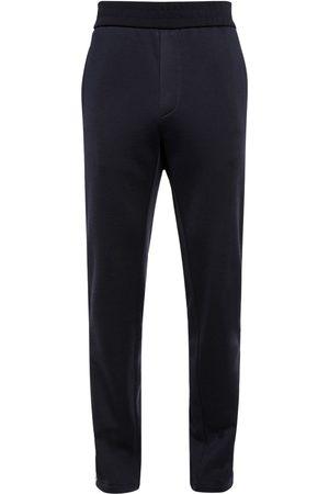 VERSACE Men Trousers - Monogram Band Sweatpants
