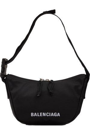 Balenciaga Women Sports Bags - Wheel Sport Nylon Sling Shuolder Bag