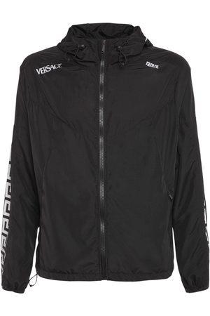 VERSACE Training Jacket W/reflective Details