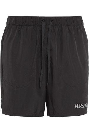 VERSACE Training Shorts W/reflective Details