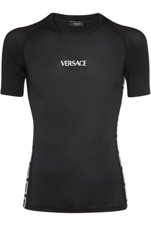 VERSACE Printed Training T-shirt
