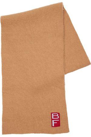 By Far Women Scarves - Alpaca Blend Knit Scarf