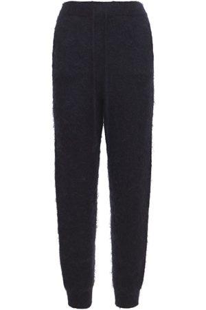 ROTATE Women Trousers - Rhea Mohair Blend Knit Pants