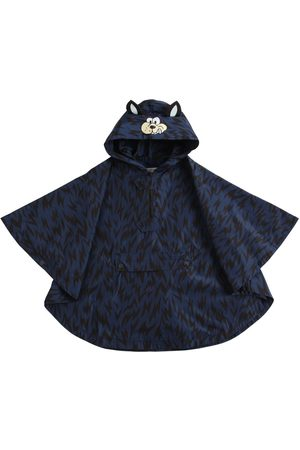 Stella McCartney Printed Recycled Cape
