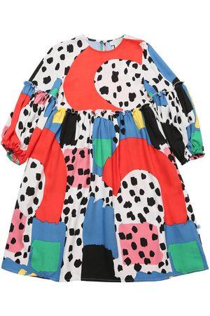 Stella McCartney Printed Viscose Twill Dress