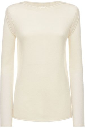 THEORY Women Jumpers - Relaxed Fit Cashmere Knit Sweater