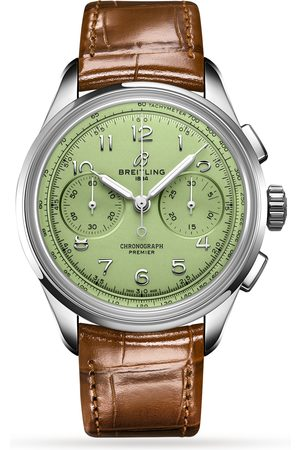 Breitling Men Watches - Premier Heritage Chronograph 40mm Mens Watch