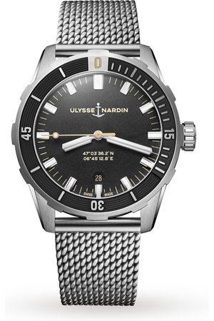 Ulysse Nardin Diver Automatic Mens Watch