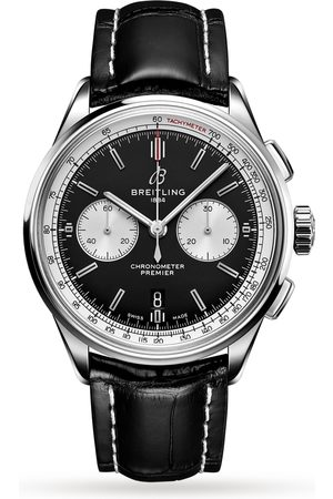 Breitling Men Watches - Premier B01 Chronograph 42 Stainless Steel