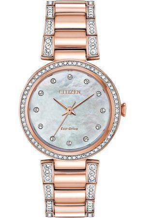 Citizen Women Watches - Silhouette Crystal Ladies Watch