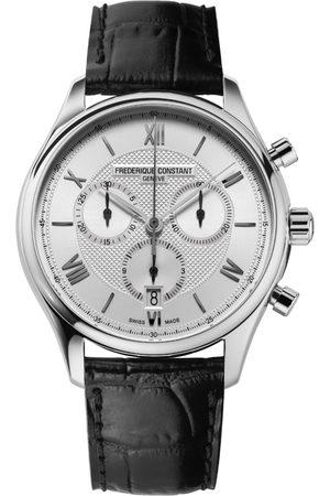 Frederique Constant Classics Quartz Chronograph 40mm Mens Watch FC-292MS5B6