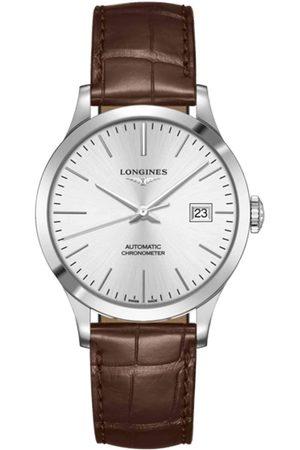 Longines Record 38.5mm Mens Watch