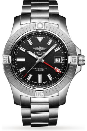 Breitling Avenger Automatic GMT 43 Stainless Steel
