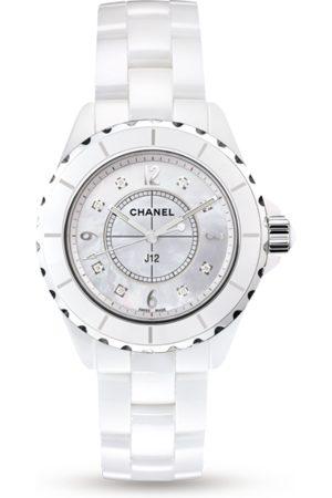 CHANEL J12 White Ceramic 33mm