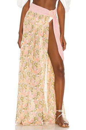 Tularosa Lena Maxi Skirt in . Size XXS, XS, S, M, XL.