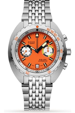 Doxa Sub 200 T.Graph Professional 43mm Mens Watch - Limited Edition