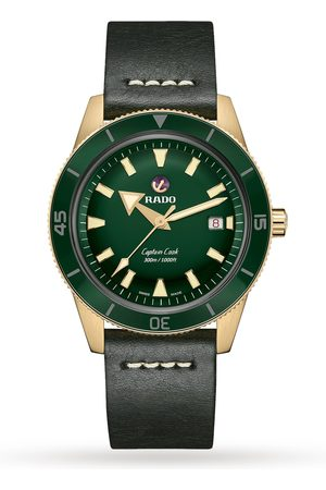 Rado Captain Cook Automatic Bronze Mens Watch