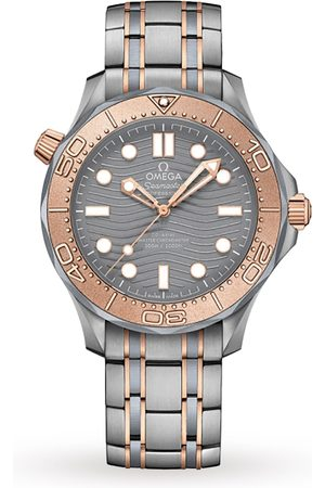 Omega Men Watches - Seamaster Diver 300 Co-Axial Mens Watch
