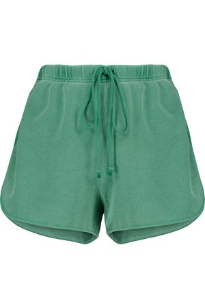 Velvet Presely cotton shorts