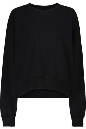Velvet Ajia cotton sweatshirt