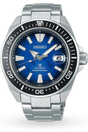 Seiko Prospex King Samurai 'Save The Ocean' Manta Ray 200M Mens Watch