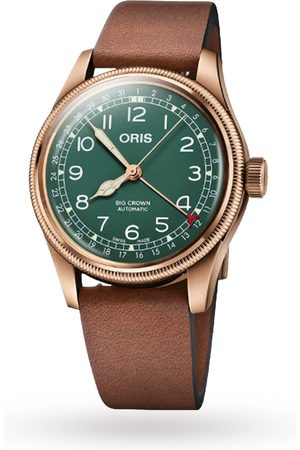 Oris Big Crown 80th Anniversary Edition 40mm Mens Watch