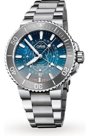 Oris Aquis Dat Watt 43.5mm Mens Watch Limited Edition