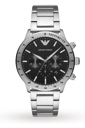 Emporio Armani Stainless Steel Gents Watch