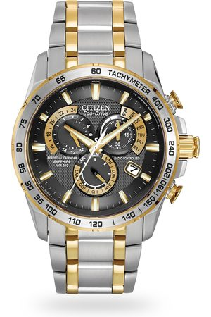 Citizen Eco-Drive Gents Perpetual Chrono A.T Watch