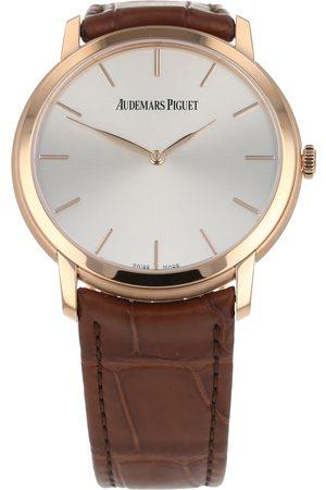 Pre-Owned Audemars Piguet Jules Audemars Mens Watch 15180OR.OO.A088CR.01