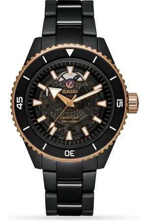 Rado Exclusive Captain Cook High-Tech Ceramic 43mm Mens Watch
