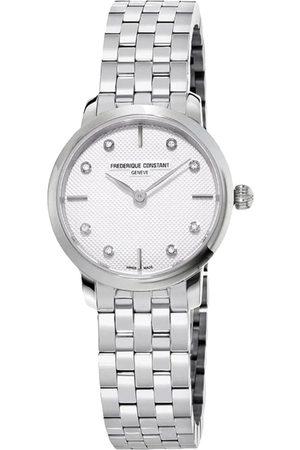 Frederique Constant Slimline 25mm Ladies Watch FC-200STDS26B