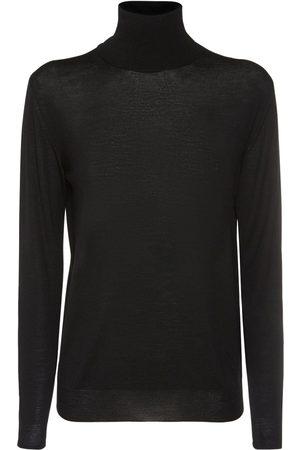 Stella McCartney Wool Knit Turtleneck Sweater
