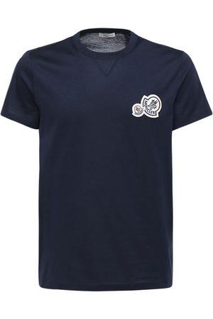 Moncler Cotton Jersey T-shirt