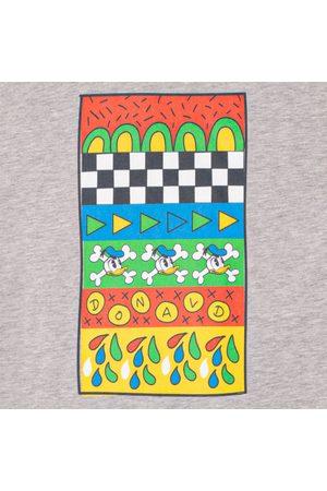 Disney Men T-shirts - Donald Duck Vintage Pattern Men's T-Shirt