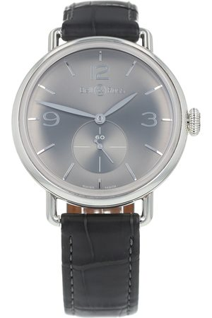 Pre-Owned Bell & Ross WW1 Argentium Mens Watch BR WW1-70