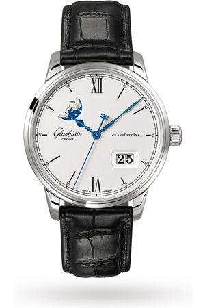 GLASHÜTTE Men Watches - Senator Excellence Panorama Date Moon Phase Mens Watch