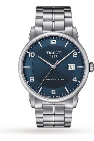 Tissot T-Classic Luxury Powermatic 80 41mm Mens Watch