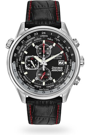 Citizen Eco-Drive Gents Red Arrows Chronograph Watch - Limited Edition