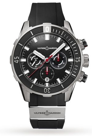 Ulysse Nardin Diver Chronograph 44mm Automatic Watch
