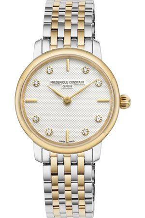 Frederique Constant Women Watches - Slimline 25mm Ladies Watch FC-200STDS23B