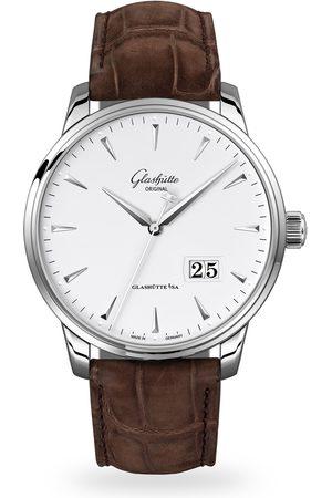 GLASHÜTTE Men Watches - Senator Excellence Panorama Date Mens Watch