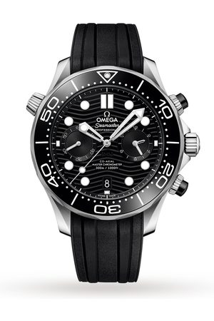 Omega Seamaster Diver 300M Co-Axial Master Chronometer Chronograph 44mm