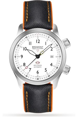 Bremont Men Watches - MB11 White 43mm Mens Watch
