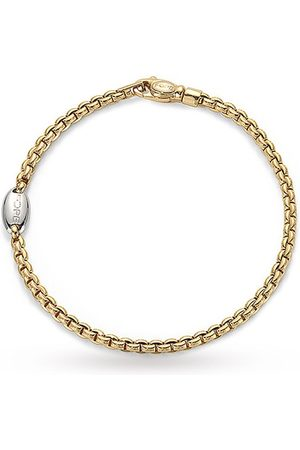 FOPE Women Bracelets - 18ct Yellow Gold Eka Tiny Bracelet