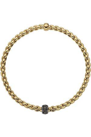 FOPE 18ct Yellow & White Gold EKA Tiny Bracelet