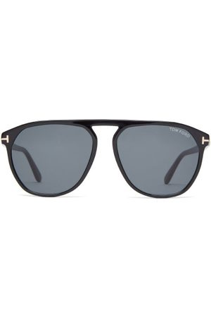 Tom Ford Jasper Square Acetate Sunglasses - Mens
