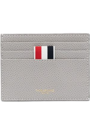 Thom Browne Wallet with signature stripe detail