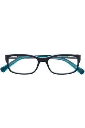 Nike Kids Rectangle-frame glasses